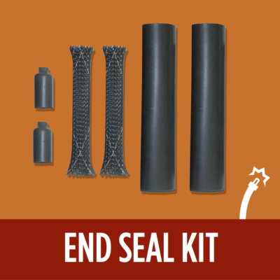 Heat Tape End Seal Kit