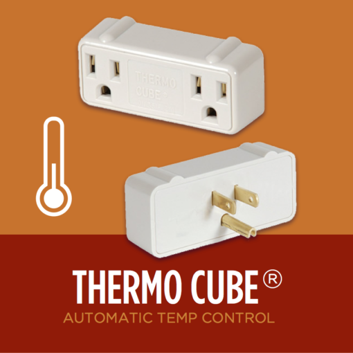 Heat Tape Plug In Thermostat