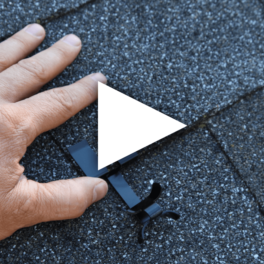 Grip Clips For Ice Dam Heat Tape Radiant Solutions