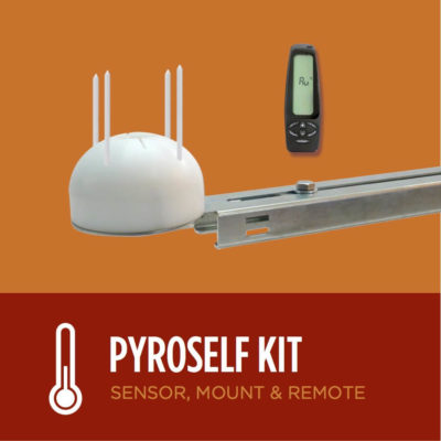 Pyroself Snow And Ice Sensor Radiant Solutions