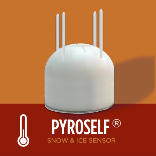 PyroSelf Snow & Ice Sensor
