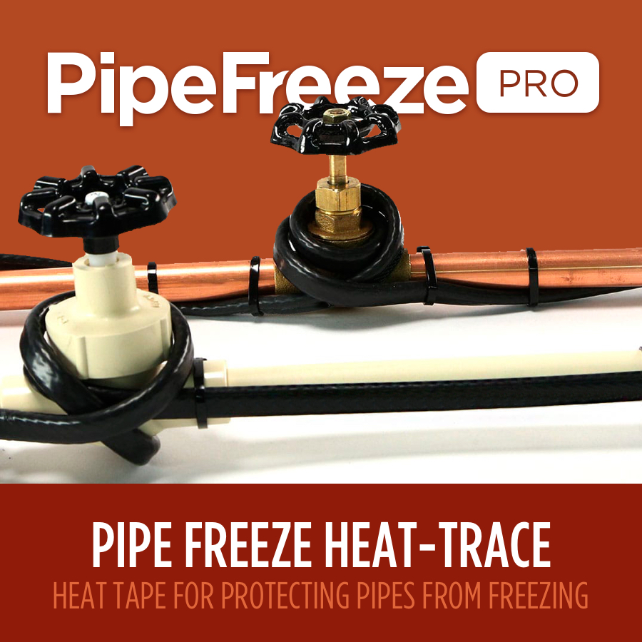 Pipe Trace Heat Tape